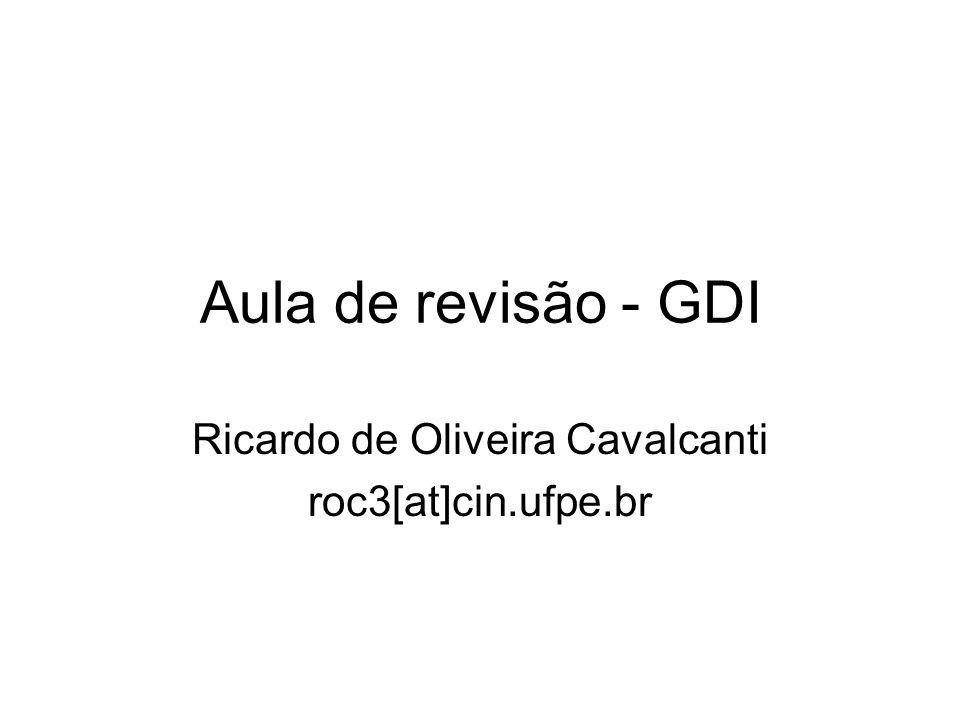 Ricardo de Oliveira Cavalcanti roc3[at]cin.ufpe.br